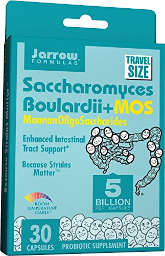 SACCHAROMYCES BOULARDII 30 veg. Kapseln JR