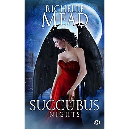 Succubus, Tome 2: Succubus Nights