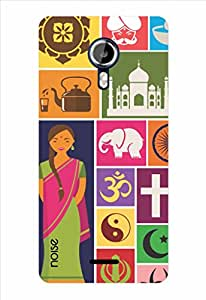 Micromax Canvas Magnus A117 Designer Printed Covers & Protective Hard Back Case / Cover for Micromax Canvas Magnus A117 By Noise