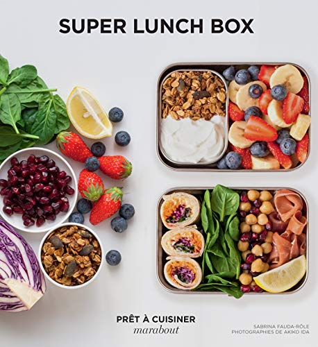 Super lunch box par  Sabrina Fauda-Rôle