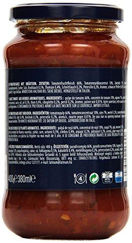 Barilla Pastasauce Napoletana – Italienische Sauce 1 Glas (1x400g) - 4