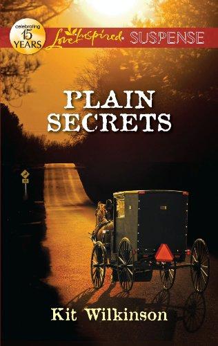 Plain Secrets Love Inspired Suspense