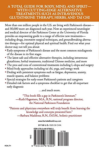 What Your Dr...Parkinson's Disease: A Holistic Program for Optimal Wellness (What Your Doctor May Not Tell You)