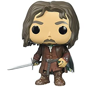 POP Movies The Lord of the Rings Aragorn Vinyl Figure