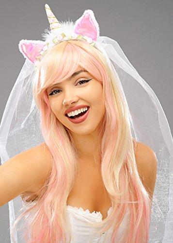 Magic Box Hen Party Bride To Be Unicornio Cuerno Velo