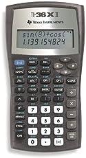 Texas Instruments TI-36X II Scientific Calculator with 2 Line display