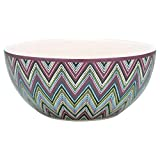GreenGate- Cereal Bowl/Müslischale - Zindy Dark Grey D: 14,5 cm H: ca 6,5 cm
