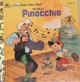 Walt Disney's Pinocchio (A First little golden book) by Nikki Grimes (1992-08-01)
