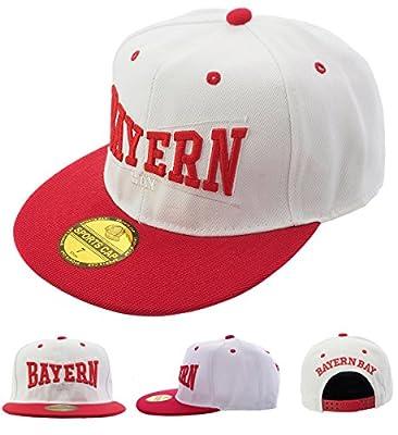 Snapback Kappe Hip Hop Cap Schirmmütze Baseballcap von Oramics auf Outdoor Shop
