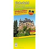 Erlebnisführer Eichsfeld, Göttinger Land - Hainich - Werra-Meißner: Freizeitkarte mit Informationen zu Freizeiteinrichtungen auf der Kartenrückseite, GPS-genau. 1:175000