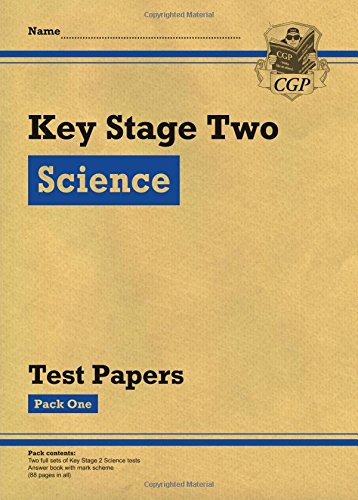 KS2 Science Tests: Pack 1