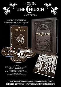 The Church - Leatherbook  (+ DVD) (+ Bonus-DVD) [Blu-ray] [Limited Edition]