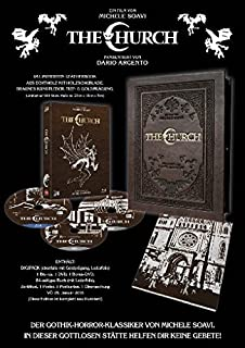 The Church - Leatherbook (+ DVD) (+ Bonus-DVD) [Alemania] [Blu-ray] (B0788XQ5MP) | Amazon price tracker / tracking, Amazon price history charts, Amazon price watches, Amazon price drop alerts
