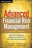 Advanced Financial Risk Management: Tools and Techniques for Integrated Credit Risk and Interest Rate Risk Management (Wiley Finance Editions)