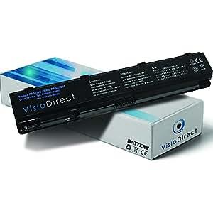 Batterie 14.8V 4400mAh pour ordinateur portable TOSHIBA Qosmio X870-11W - Visiodirect -