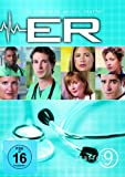 ER - Emergency Room, Staffel 09 [Alemania] [DVD]