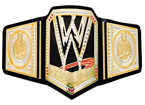 WWE - Cinturón de campeón - Cinturón De Campeonato (Mattel)