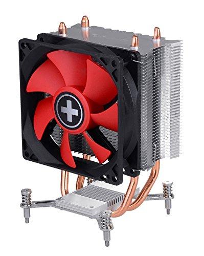 Xilence I402 Intel Cooler, Nero/Rosso