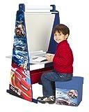 Delta Faucet Disney Cars Holz Staffelei Schreibtisch und Ottoman Sitz Set