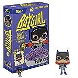 FunkO's Batgirl Pop! Cereal w/ Pocket Pop! Minifigure