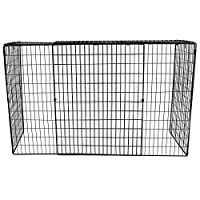 Extendable Safety Fire Guard Woodburner Screen