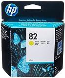 Hewlett Packard C4913A Tintenpatrone Nr. 82, gelb, 69ml