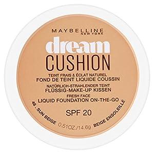 Maybelline Dream Cushion Liquid Foundation, 30 ml, Number 48, Sun Beige