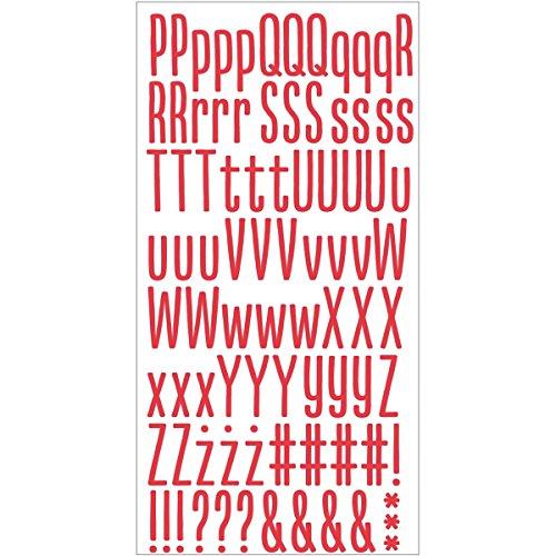 andiamo-insieme-alfa-thickers-schiuma-adesivi-55-x-11-2-fogli-draco-rosso