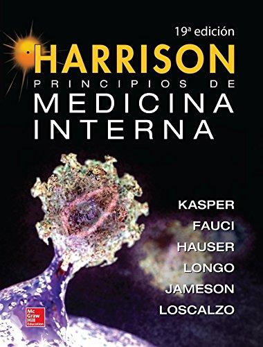 Harrison. Principios de medicina interna - 19ª Edición, volúmenes 1-2