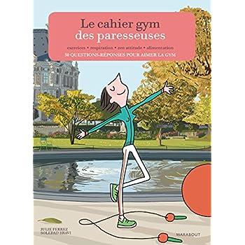 Le cahier Gym des Paresseuses