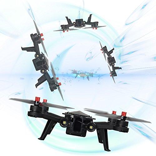 MJX B6 Bugs6 Drone Smart Transmitter Alarmfunktion Quadcopter Unterstützen GoPro Kameras und Sportkameras mit Brushless Motor / High Capacity Battery / Verbessern Propeller von TIME4DEALS - 4
