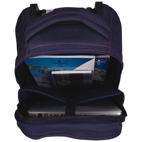 Chiemsee Unsiex Rucksack Wheely / Backpack, Check Brilliant PLAID BLAZING