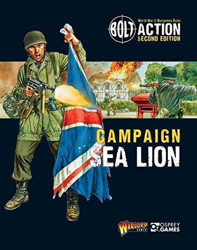 Bolt Action: Campaign: Sea Lion por Warlord Games