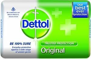 Dettol Soap Value Pack, Original - (4 Pieces X 75 g)