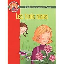 Les aventures de Jojo et Gaufrette, Tome 2 : Les trois roses