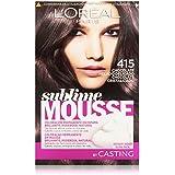 L'Oréal Sublime Mousse - Chocolate Helado Delicado 415 - Coloración permanente en espuma - 1 pack