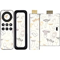 'Disagu SF/SDI 5258_ 1190Protective Skins Case Cover For Amazon Fire TV Stick Remote Control/Fungi 02Clear preiswert