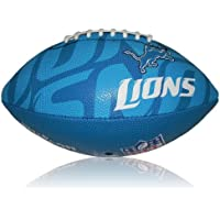 Wilson Football NFL Junior Detroit Lions Logo, Mehrfarbig, 5, WL0206744040