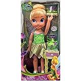 Disney Fairies muñeca Campanilla Tinker Bell con sst de Té para 2