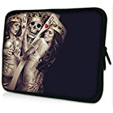 "Laptoptasche Notebooktasche 15"" - 15.6"" zoll Fall Neopren für Notebooks Dell HP Macbook Samsung Apple Toshiba*two queens*"