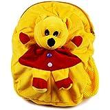 Kids School Bag Soft Toy Plush Backpack Cartoon Bag Children's Gifts Boy/Girl Baby/Decor School Bag For Kids (Pooh)