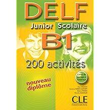 Nouv.Delf Junior scol B1(9782090352375) (Objectif Deld)