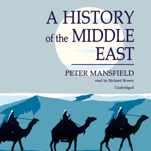 A History of the Middle East  Audiolibri