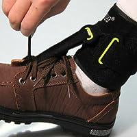 Earlywish 1 Stück Foot Drop Orthotics Mittlerer zerebraler Hemiplegie Knöchel Fuß Stützstrebe preisvergleich bei billige-tabletten.eu