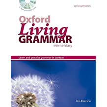 Oxford Living Grammar Elementary: Student's Book Pack Rev