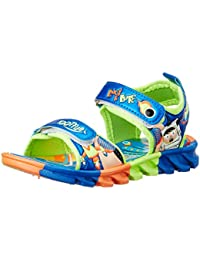 Liberty Footfun (from Unisex Kld-001 Blue Sandals and Floaters - 13 Kids UK/India (32 EU) (2126003119320)