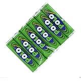 6Paquetes de tubos de menta polo menta dulces caramelos fiesta trata original retro