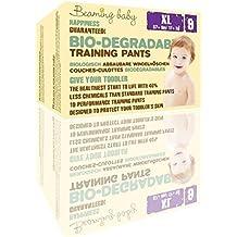 Beaming Baby Formazione Biodegradabile pantaloni XL (19 pull-up)