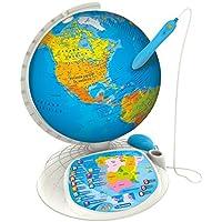 Clementoni - Globo Interactivo, Tipo Explora el Mundo (55117)