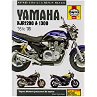Yamaha XJR1200 and 1300 Service and Repair Manual: 1995 to 2001 (Haynes Service and Repair Manuals)